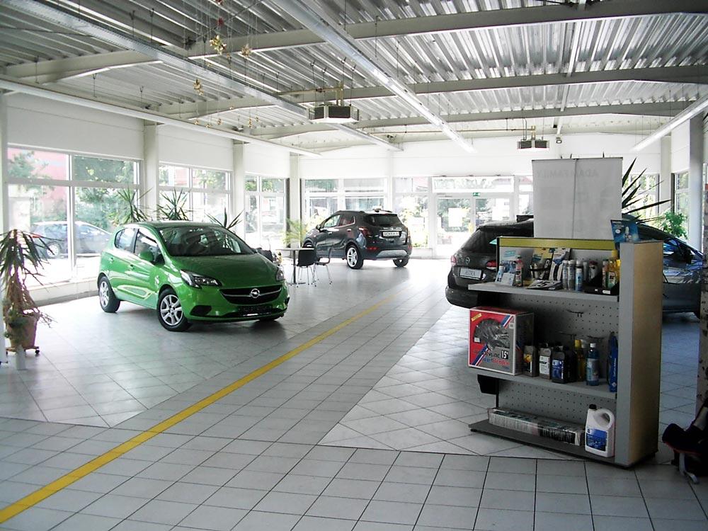 Showroom Autohaus Allecke