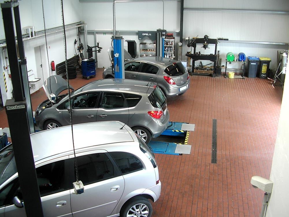 Werkstatt Autohaus Allecke GmbH - Opel Service Komplettpreisoffensive